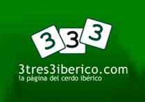 3tres3ibérico.com