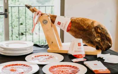 Gijón rinde homenaje al jamón ibérico